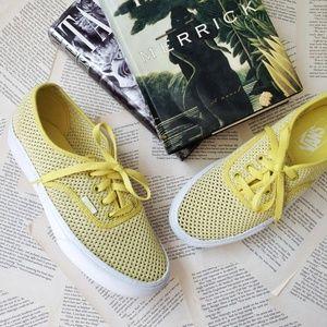 VANS Authentic Platform Summer Mesh Sneakers